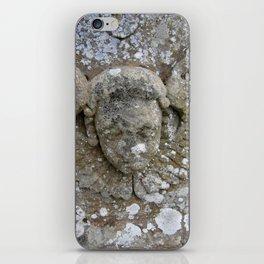 Stone Angel iPhone Skin