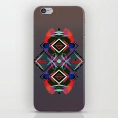 Frisson iPhone & iPod Skin