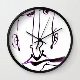 140102-1 LEROY Wall Clock