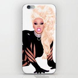 RuPaul, Drag Queen, RuPaul's Drag Race iPhone Skin