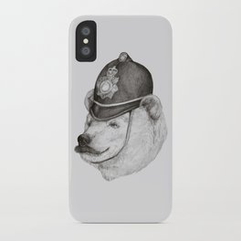Bearly Legal iPhone Case