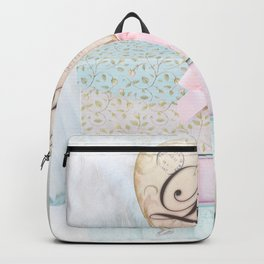 Love Heart Books Backpack