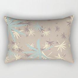 Leaves 4b Rectangular Pillow