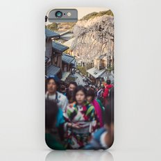 The Road to Kiyomizu, Kyoto, Japan 2015 iPhone 6s Slim Case
