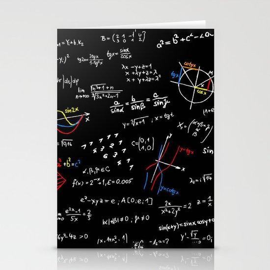 math blackboard by fefior