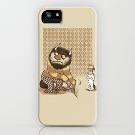 Busted iPhone Case