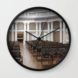 The Rotunda Wall Clock