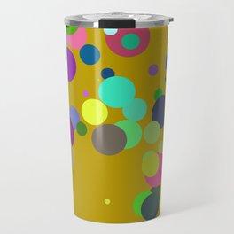 Circles #10 - 03152017 Travel Mug