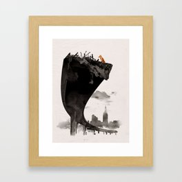 The Last of Us Framed Art Print