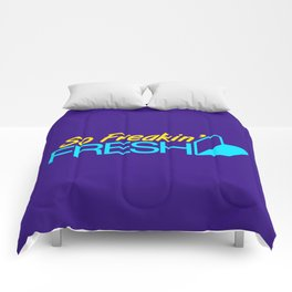 So Freakin' Fresh v3 HQvector Comforters