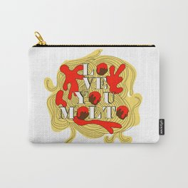 Love you molto Carry-All Pouch