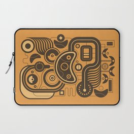 Nonsensical Doodle #3 Laptop Sleeve