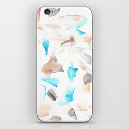 180515 Abstract Wp 3  Watercolor Brush Strokes iPhone Skin