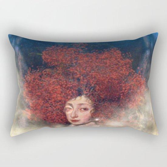 Mother Nature (Autumn) Rectangular Pillow