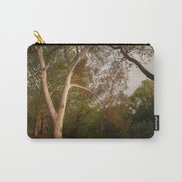 Sit with me by the river my love Carry-All Pouch