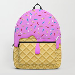 Strawberry Ice Cream Backpack