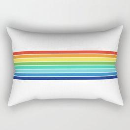 Vintage T-shirt No14 Rectangular Pillow