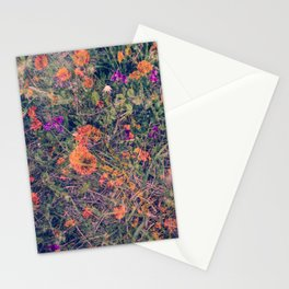 Alaska, Exposed: Lichens & Flowers Stationery Cards