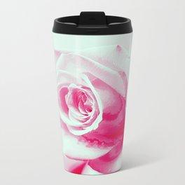 A Rose is a Rose... Metal Travel Mug