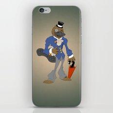 Dandy Platypuzz iPhone & iPod Skin