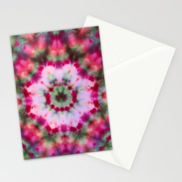 Summer Tie Dye Starburst Stationery Cards
