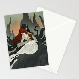 Time to Say Goodbye Stationery Cards