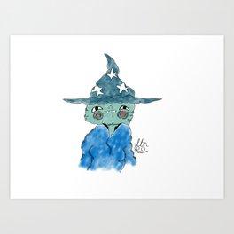 Lil bubsy Art Print
