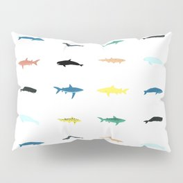 Swimmers Pillow Sham