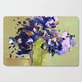 Floral Still Life 2 Cutting Board