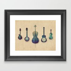 Good Company Framed Art Print
