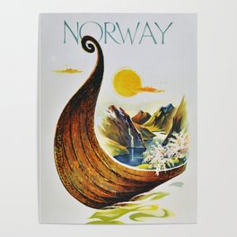 Norway Poster