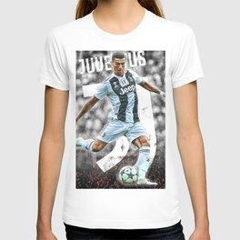 CR7- Juventus 2018 T-shirt