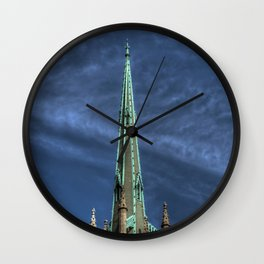 Steeple Wall Clock
