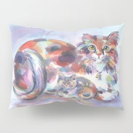 Patch and Stitch, Mama and Baby Pillow Sham