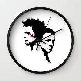 Tyler & Jack Wall Clock