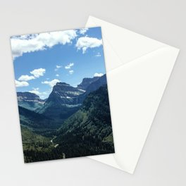 Glacier Valley Stationery Cards