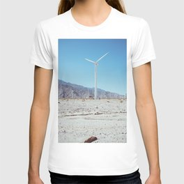 Palm Springs Windmills III T-shirt
