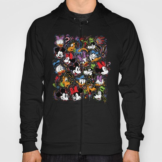 Emotion Explosion Hoody