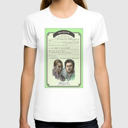 Gus, don't be - Psych Quotes T-shirt