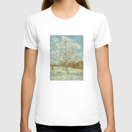 Vincent Van Gogh Peach Tree In Blossom T-shirt