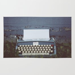 Writer's Block Rug