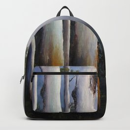 GUMTREES AFTER THE RAIN Backpack