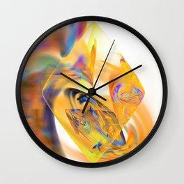 Mirrow Wall Clock