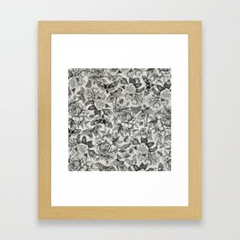 Botanical Pattern II Framed Art Print