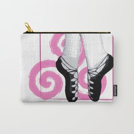 Irish dance shoes Carry-All Pouch