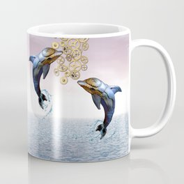 Steampunk ocean tale Coffee Mug