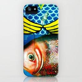 Coney Island x 3 iPhone Case