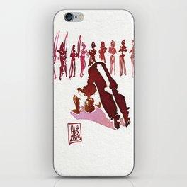 Capoeira 322 iPhone Skin