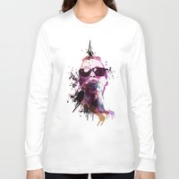 30 rock Long Sleeve T-shirts featuring 30. by BABA-G | arts and crafts