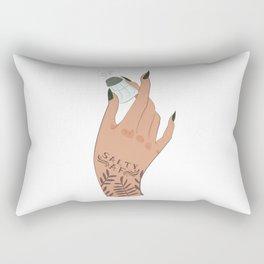Salty AF Rectangular Pillow
